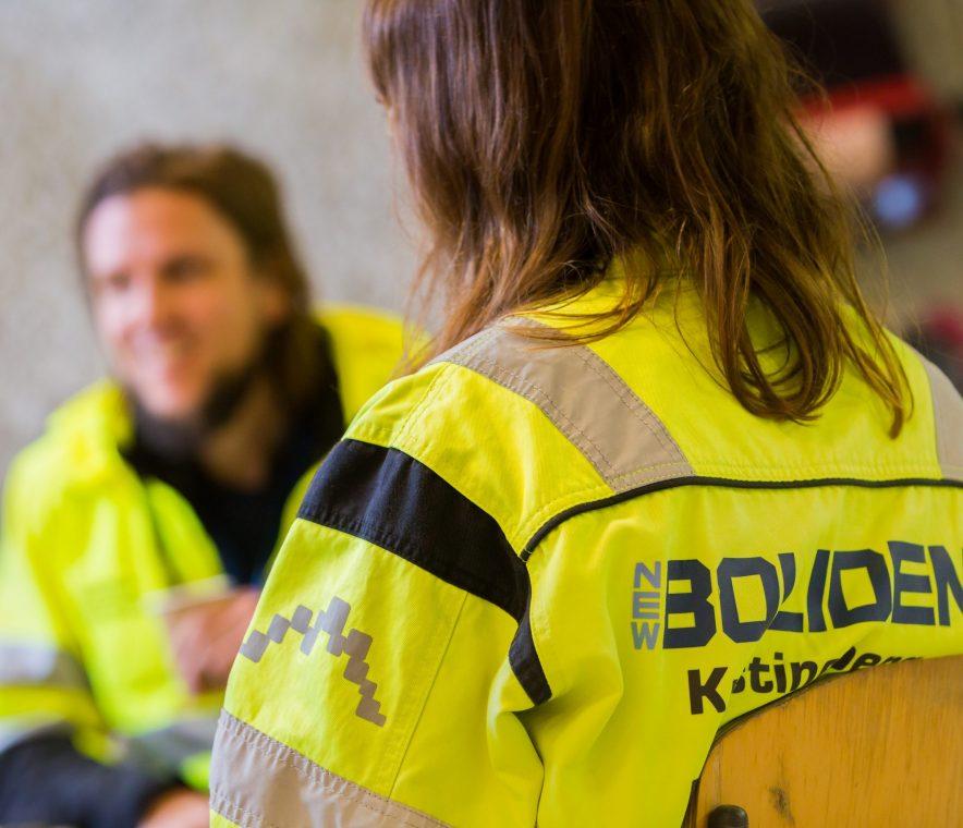 Case study from Boliden Kankberg Mine